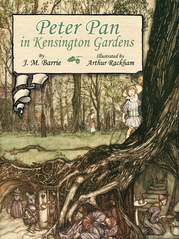 93dda0d9dd22477df6e1450f5bc67d84 - Peter Pan In Kensington Gardens Quotes
