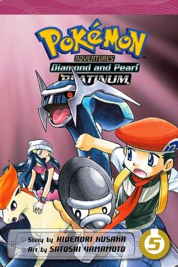 Pokémon Adventures: Diamond and Pearl/Platinum, Vol. 5 ebook by Hidenori Kusaka - Rakuten Kobo