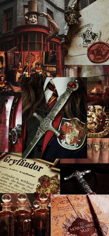 Wallpaper Gryffindor Harry Potter Wallpaper Harry Potter Pictures Harry Potter Aesthetic