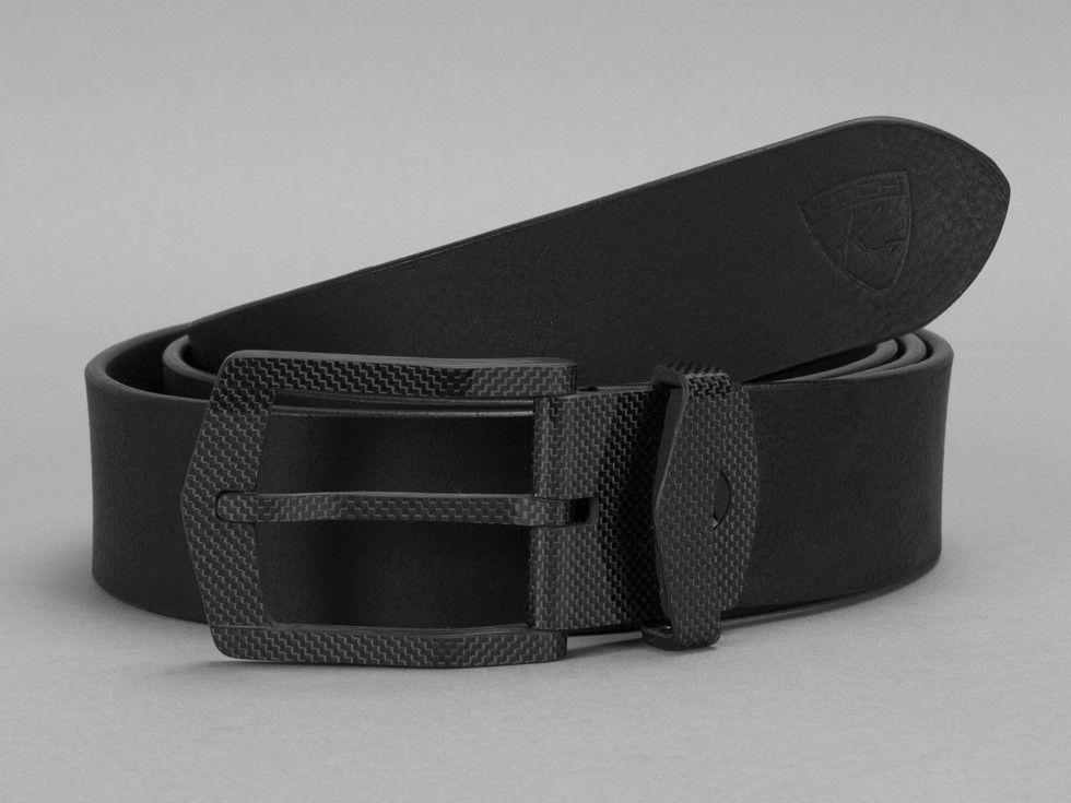 Koch Belt With 100 Carbon Fiber Buckle Carbon Fiber