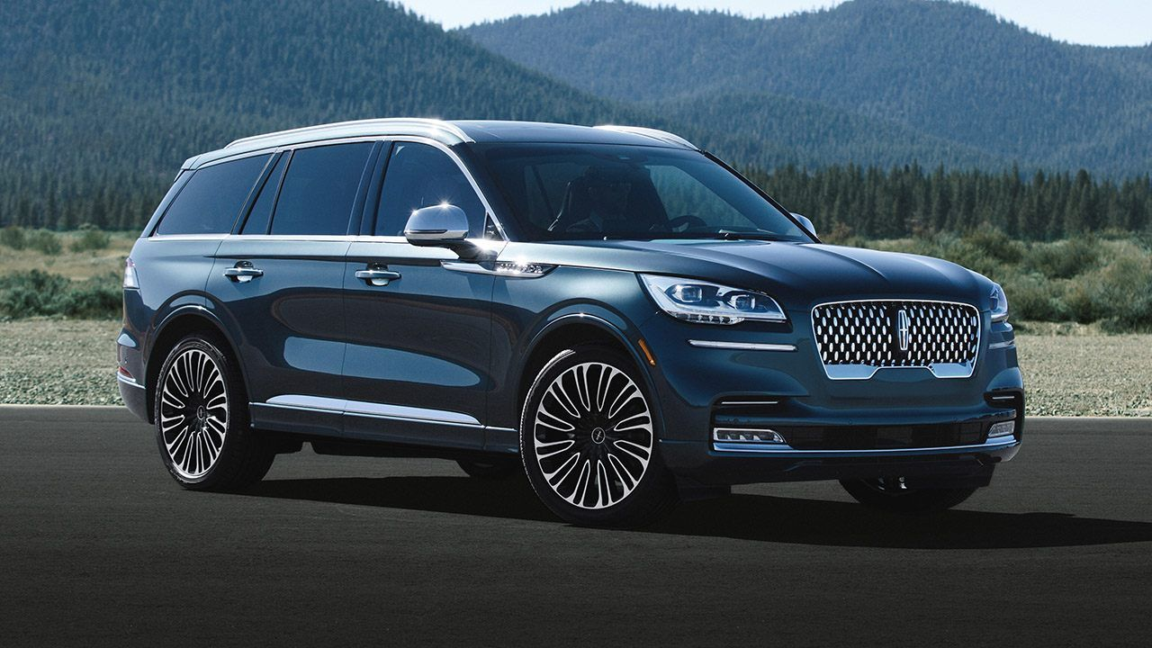 The 2020 Lincoln Aviator Lincoln S First Hybrid Suv Is