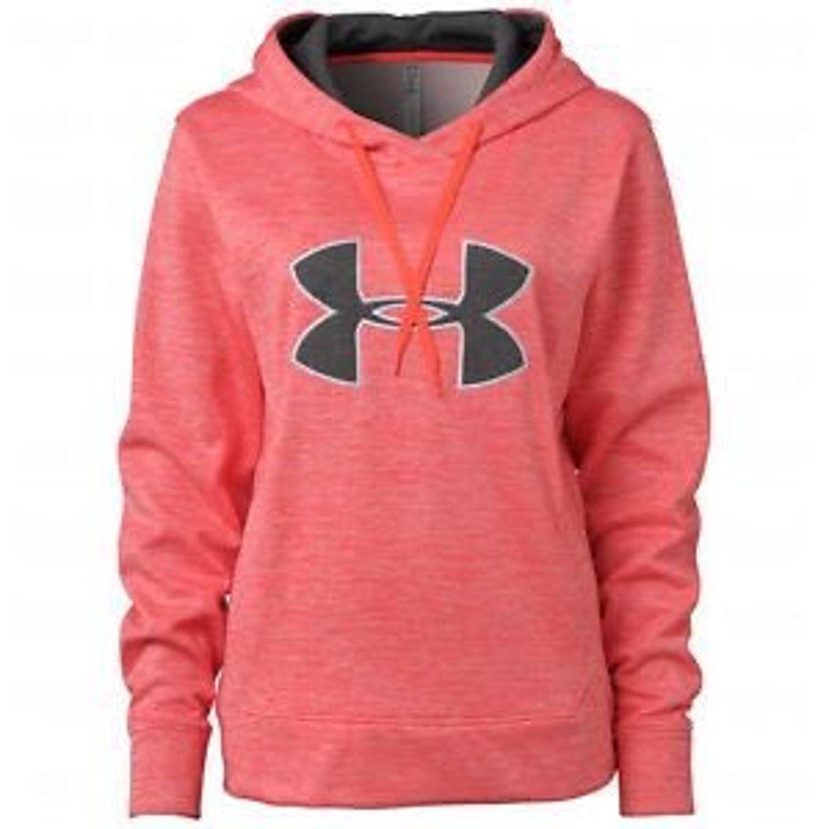 Neon Pink Under Armour Hoodie Under Armour Hoodie Under Armour Women Under Armour Sweatshirts [ 1200 x 1200 Pixel ]