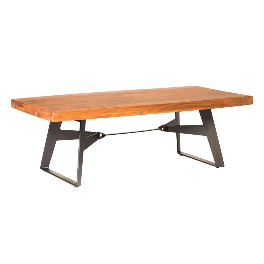 """$495 - 52""""W x 28""""D x 18""""H - Drift Coffee Table"""