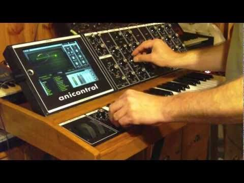 A Hardware Controller For An Ipad Instrument Cray Synth Project