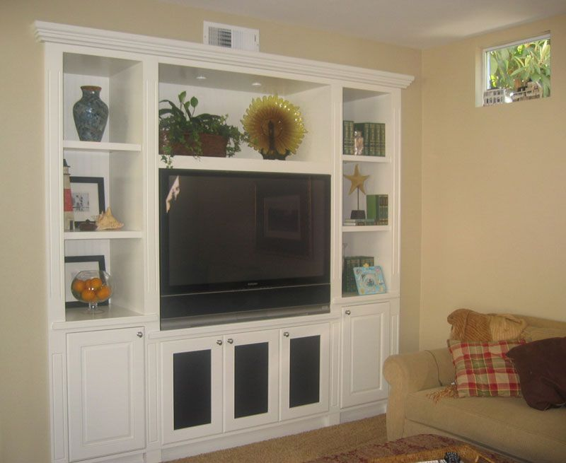 Custom & Built in TV Entertainment Home Theater Media