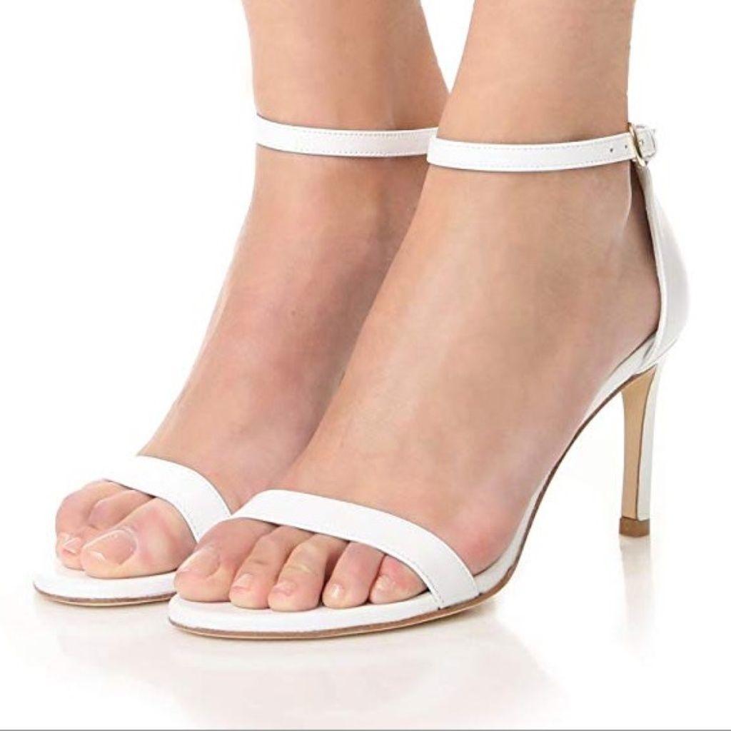 Stuart Weitzman Shoes | Stuart Weitzman Nunaked Ankle Strap