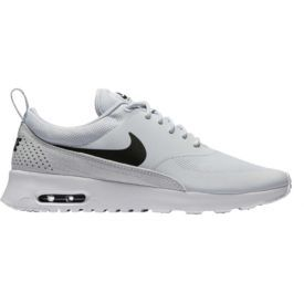 Mujeres Nike Air Gris Max Thea Zapatos Color Gris Air  Negro Talla 11 d878fe