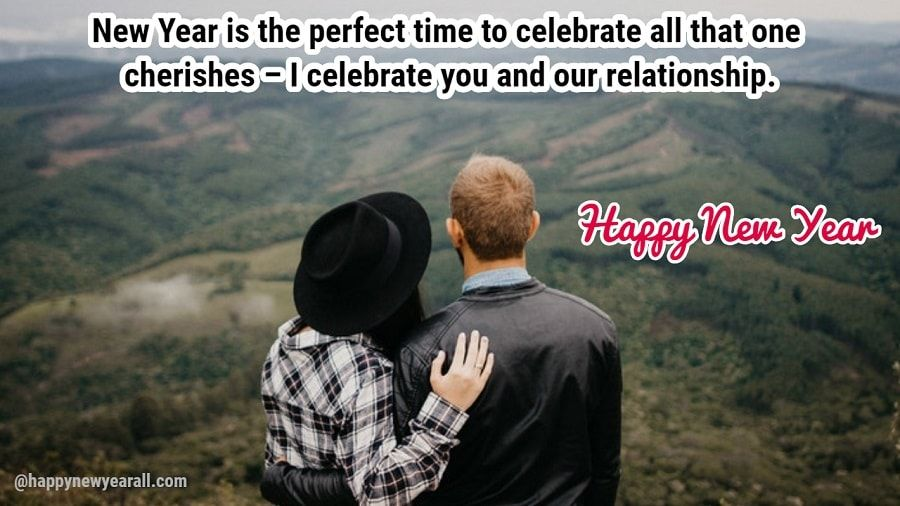 Romantic New Year Messages SMS 2019: Love is the best