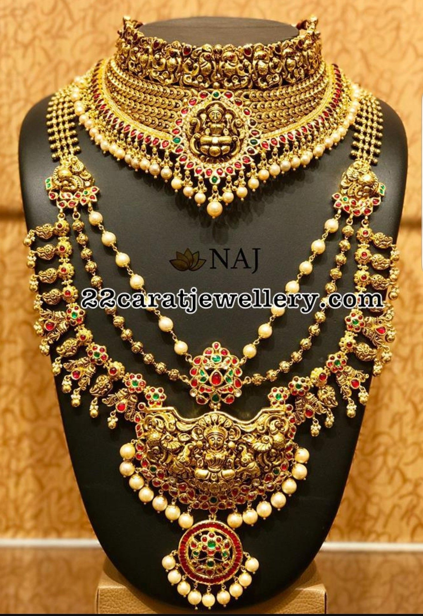 Pin by Binitha byju on Traditional jewellery | Pinterest | Indian ...