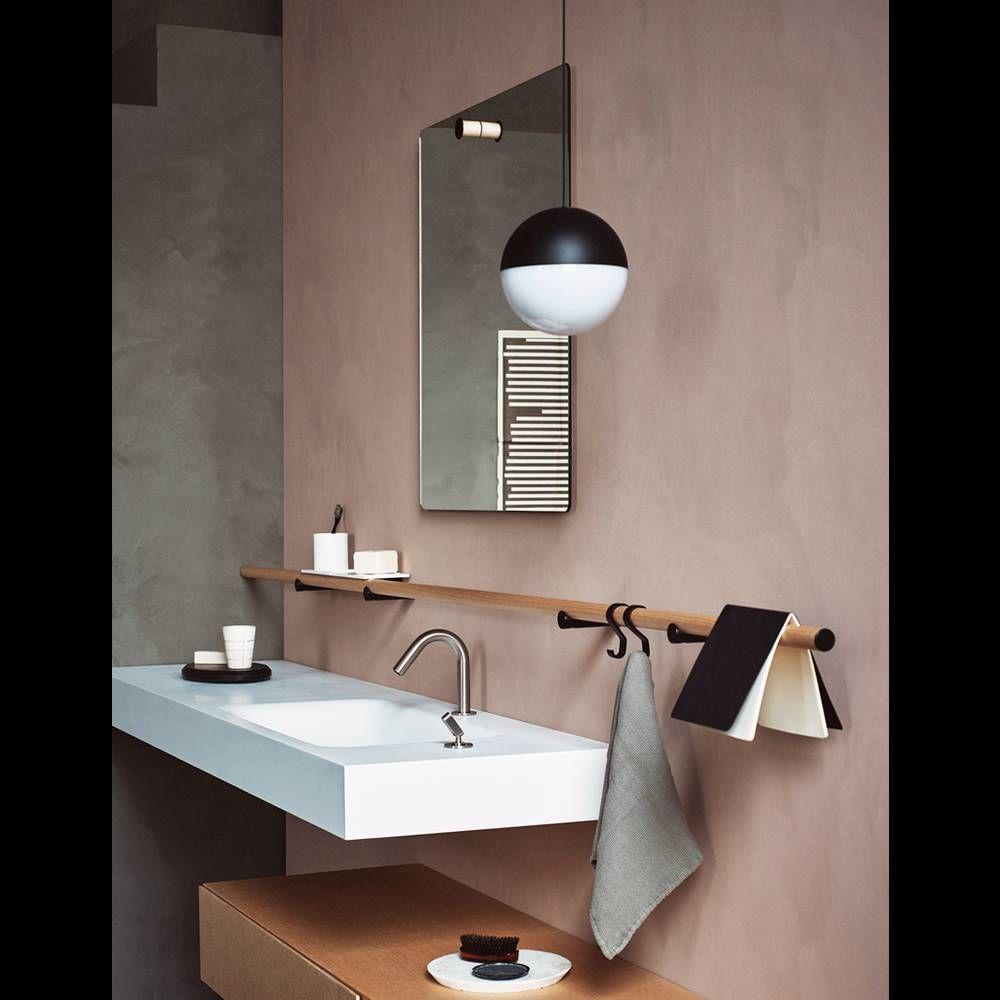 Accessoire Salle De Bain Rose Poudre ~ 40 id es d co pour la salle de bains pinterest rose poudre les