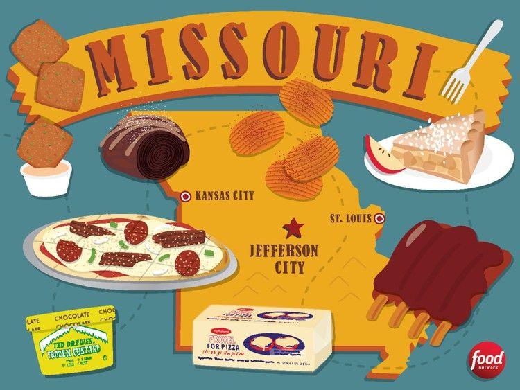 The Restaurants Featured In Burgers Brew Que Season 2 Food Network Recipes Potatoe Casserole Recipes Food