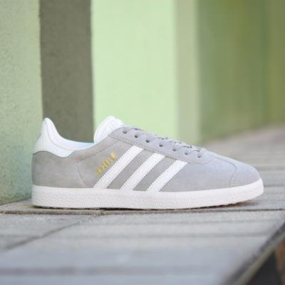 adidas gazelle blanco gold metallic