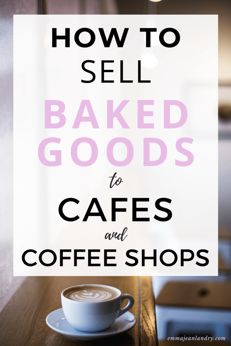 How To Sell Baked Goods To Cafes & Coffee Shops in 2020