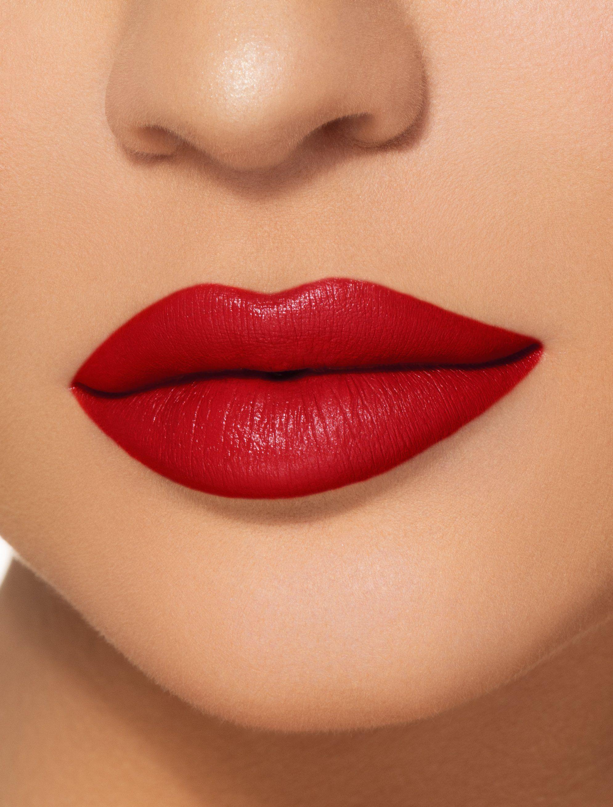 Red Velvet Velvet Lip Kit Velvet Lipstick Kylie Cosmetic Lip Kit