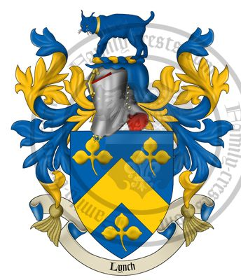 O Loingsigh coat of arms - Google Search