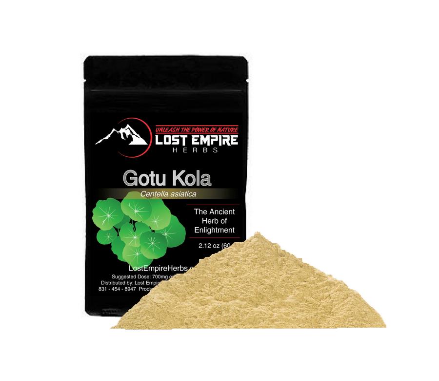 Gotu Kola (60 Grams)