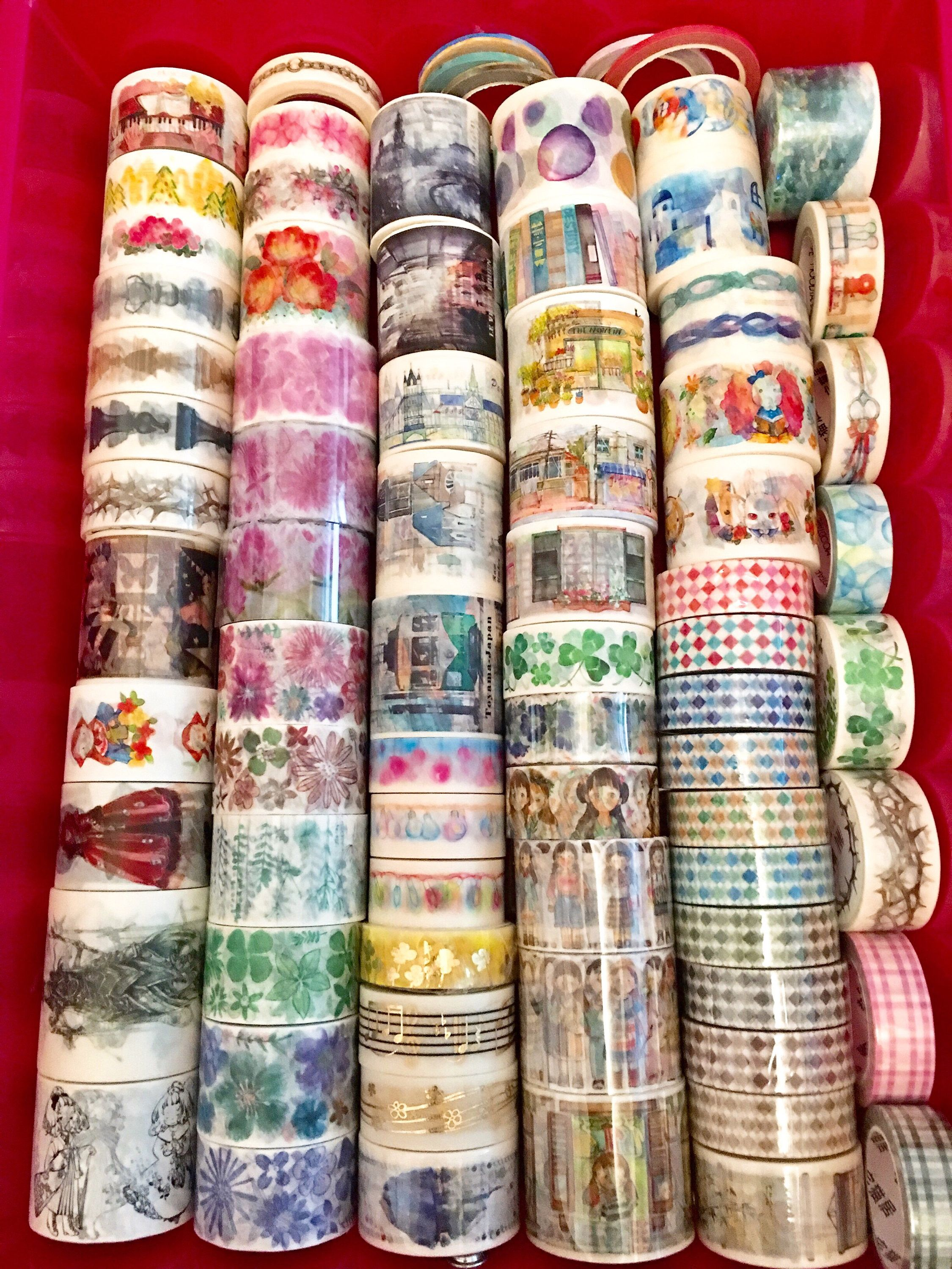 CUSTOMIZED ORDERS OnlyChoose Your OwnWashi Tape Samples