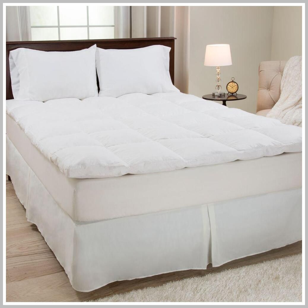59 Reference Of Mattress Topper Double Bed Kmart Lavish Home Feather Mattress Mattress