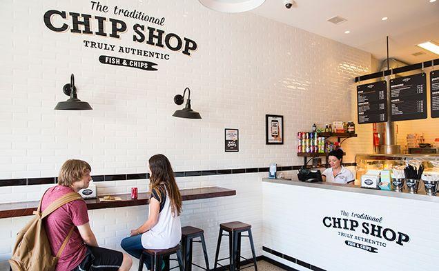 Chip Shop Sydney Fish Chip Shop Fish Chips Restaurant Fish