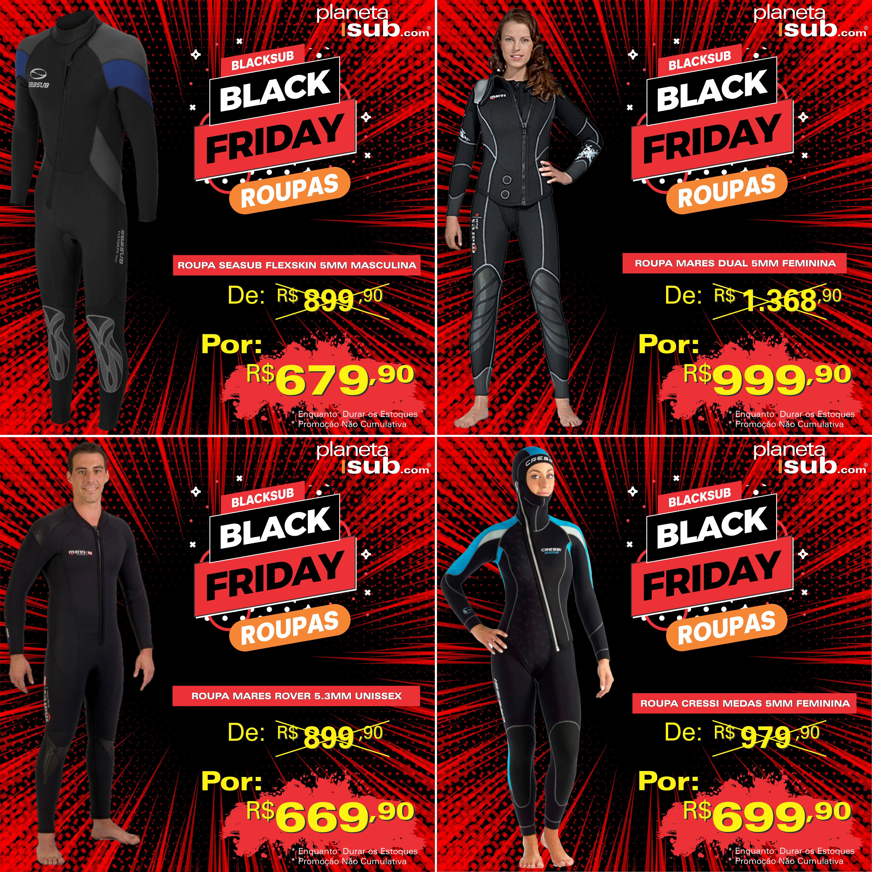 CHEGOU!!! BLACK FRIDAY... O BLACKSUB !!! DE 23 A 25 DE