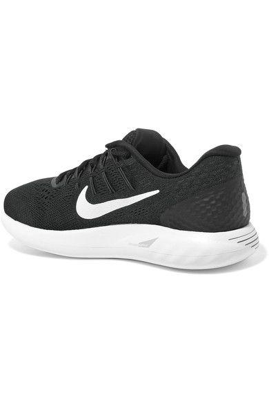 5d620cd6ea3c Nike - Lunarglide 8 Mesh Sneakers - Black - US10.5