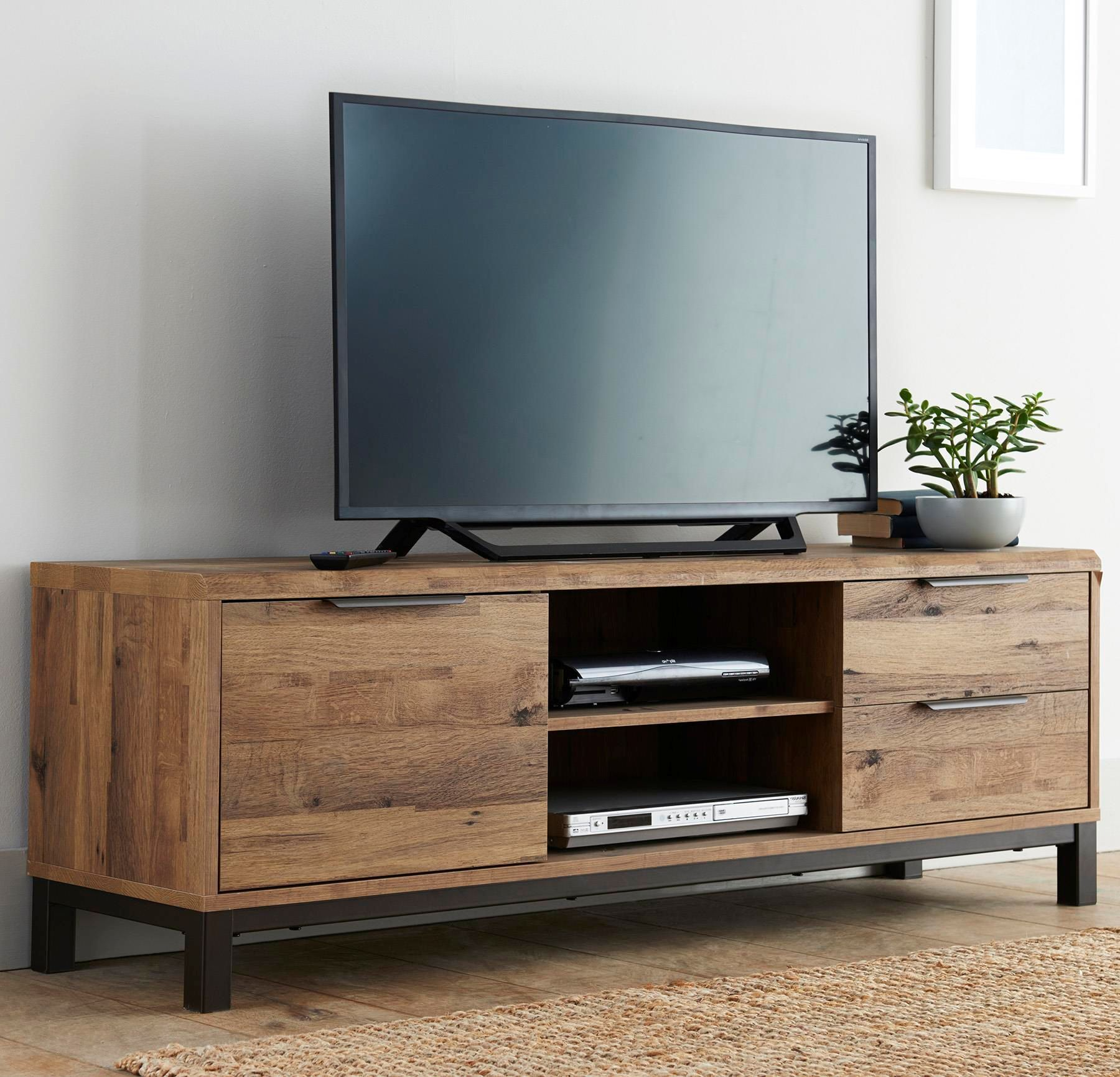 finest selection 95f6b de57b Buy Bronx Wide TV Unit from the Next UK online shop | Home ...