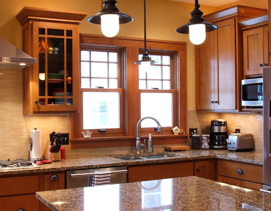Double hung window about the kitchen sink our windows pinterest double hung windows Energy efficient kitchen design