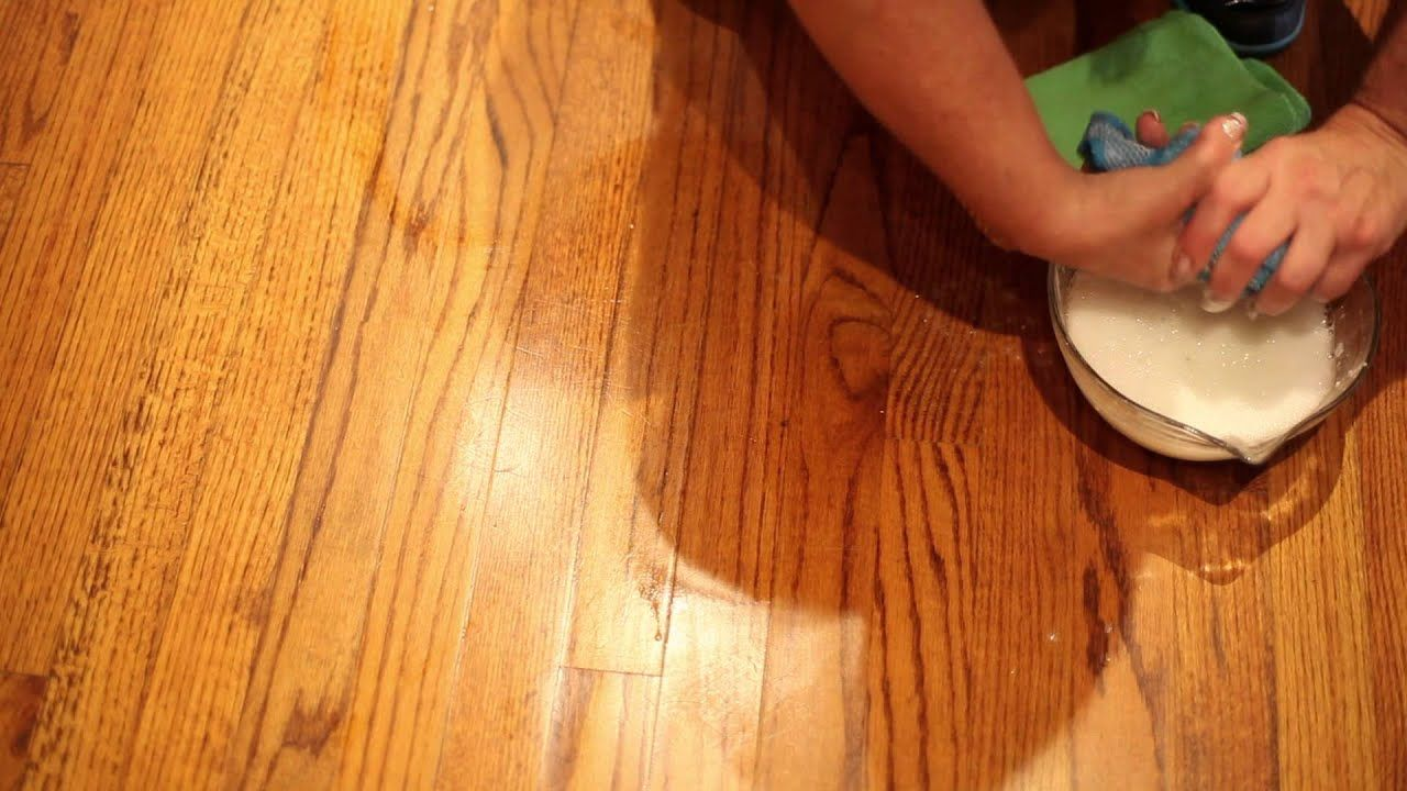 Refinishing Floors Floor Wax