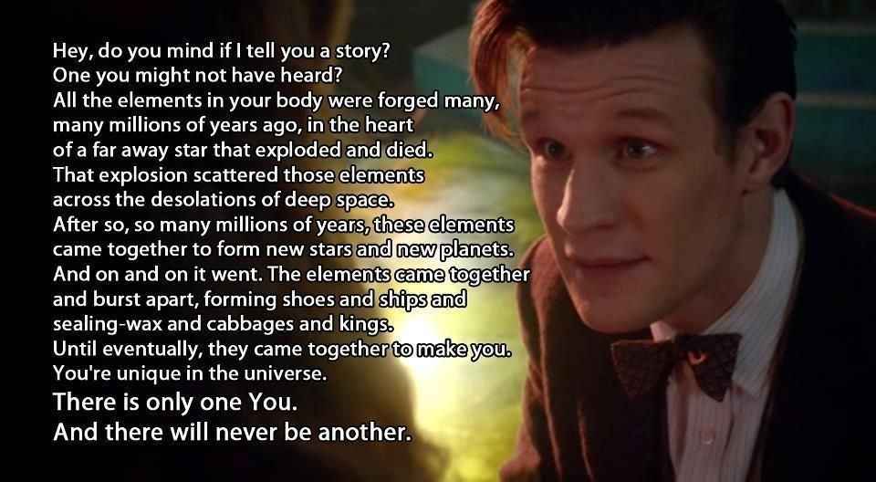 Doctor Who Quotes About Life