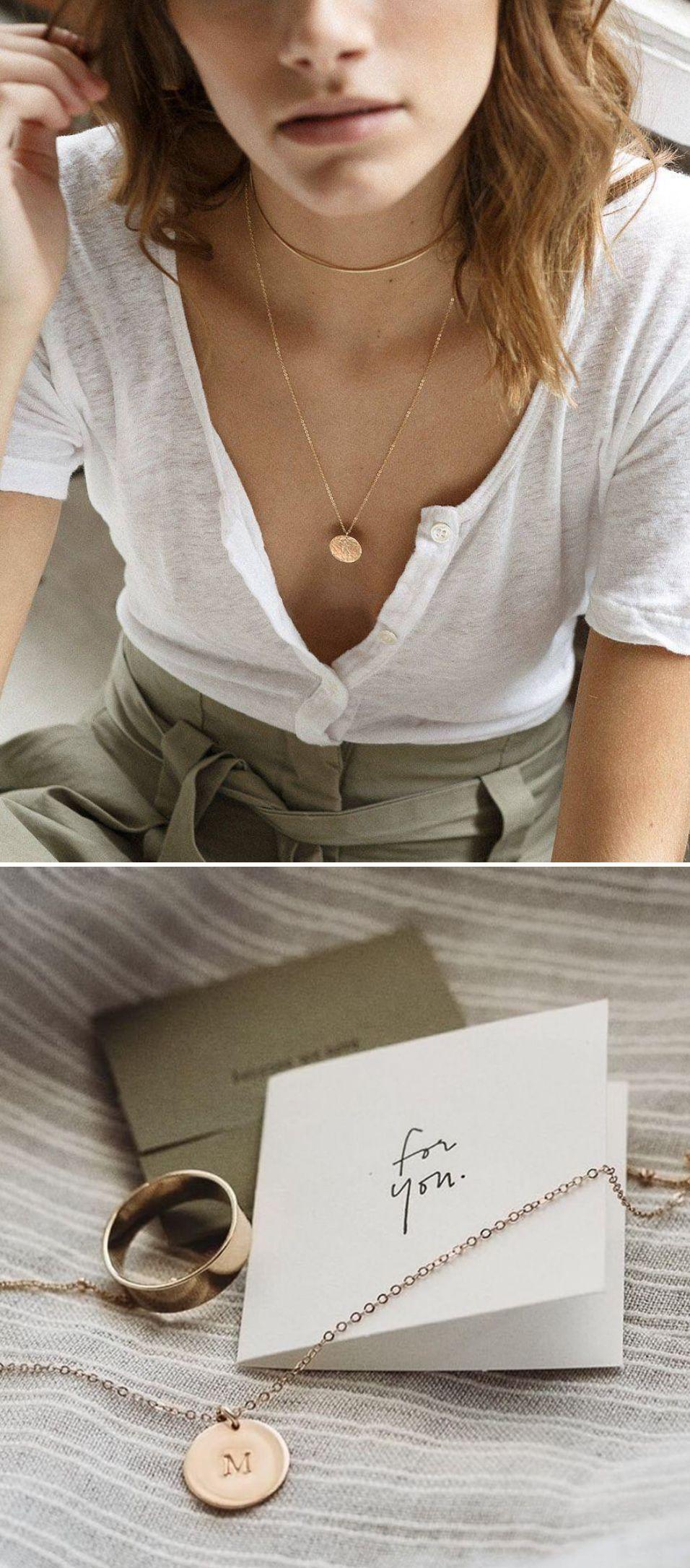 Photo of Favorite dainty jewelry brands | Dainty necklaces | Dainty bracelets | Dainty ri…
