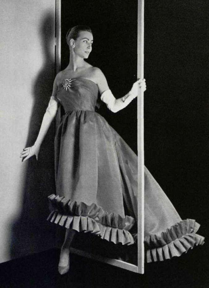 1957 Christobal Balenciaga