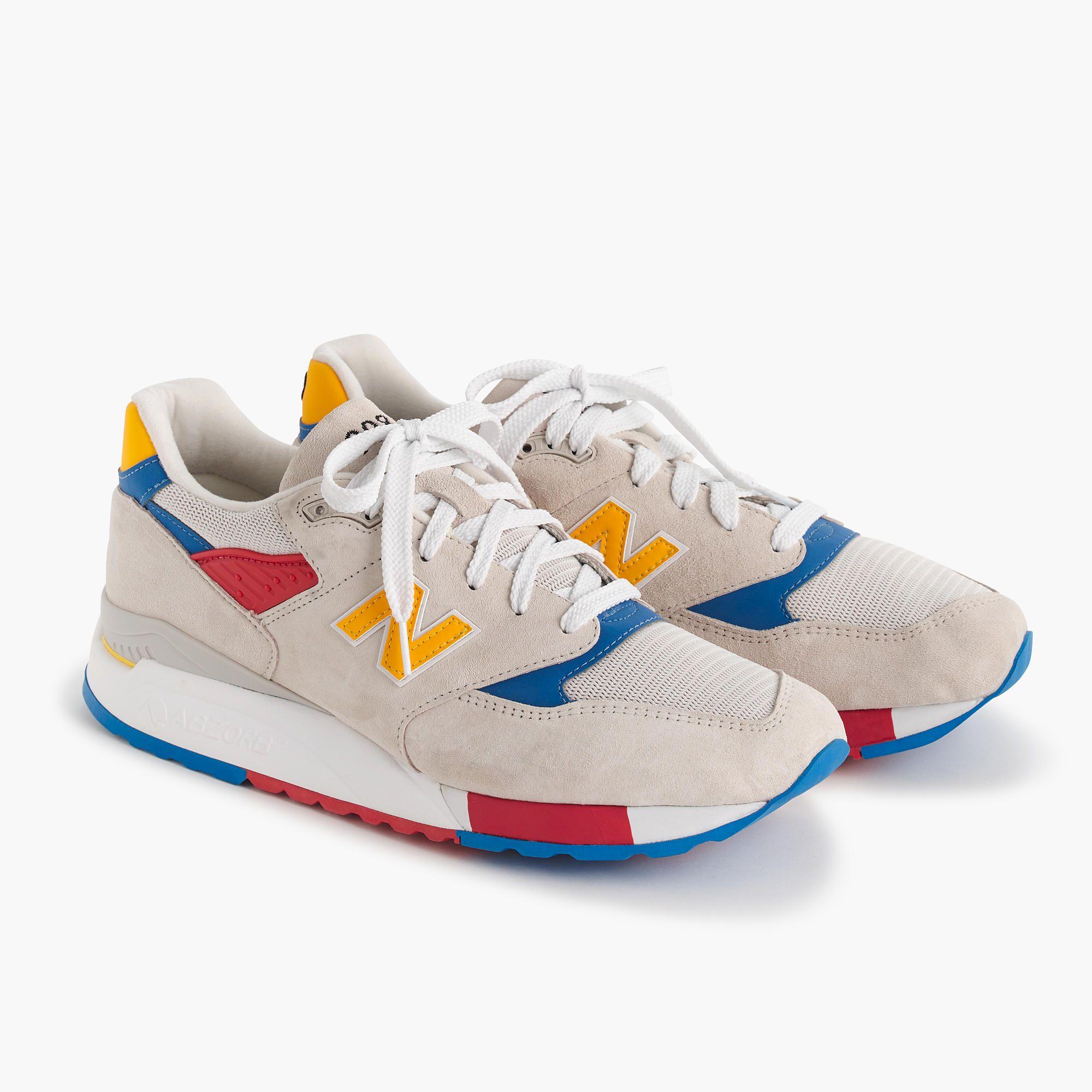 Men's Footwear | J.Crew. New Balance ...