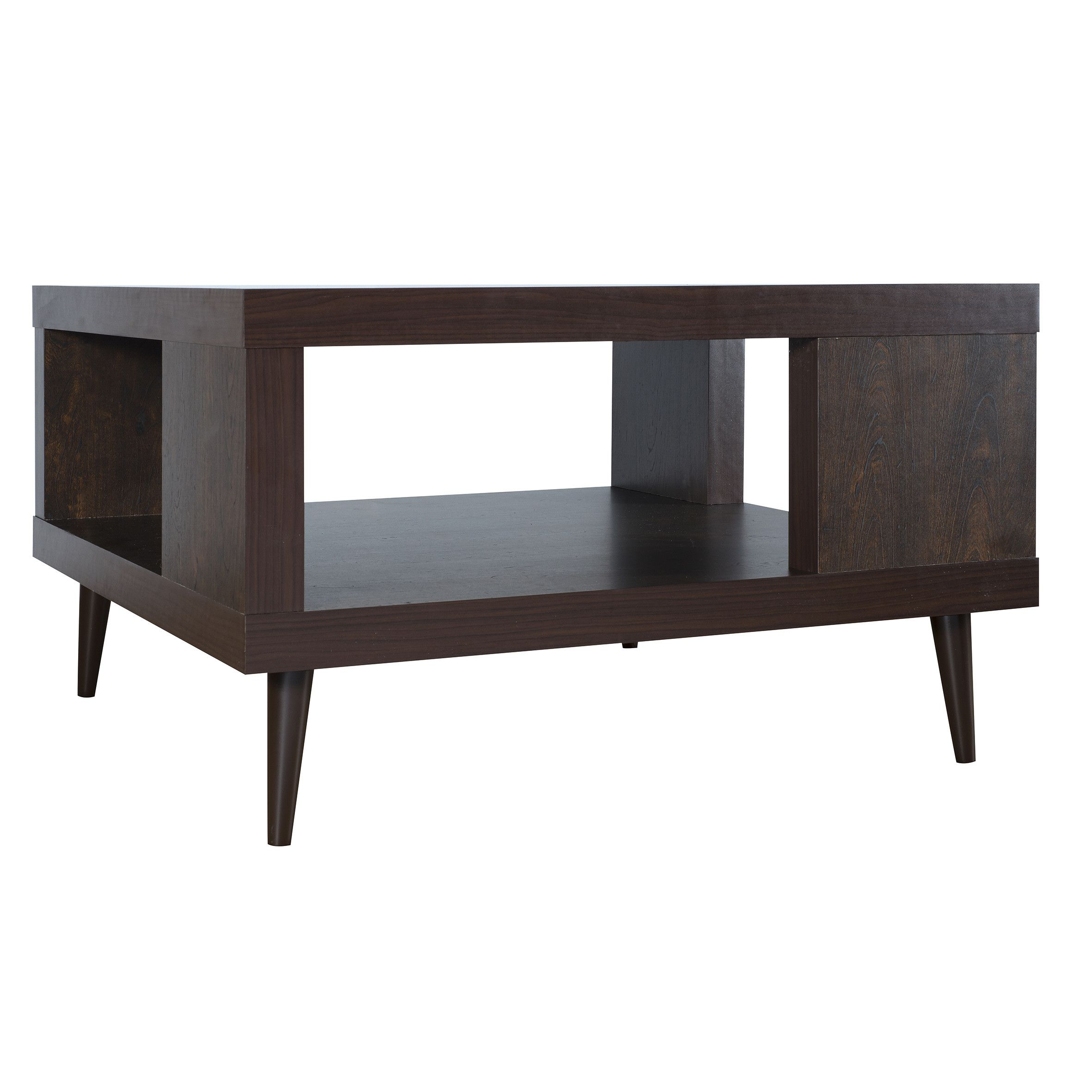Langley Street™ Cassia Coffee Table with Magazine Rack