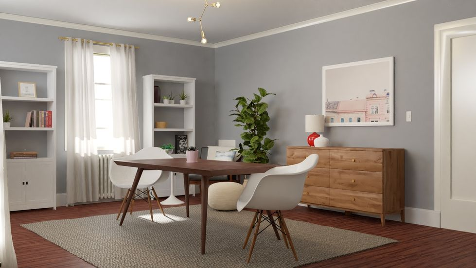Decorist Sf Office 7 On Fantastic Home Offices We Love White Trim Office Spaces And