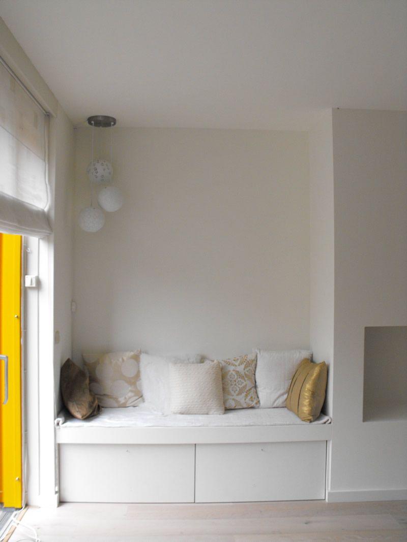 Zwevende Wandplanken Op Maat.Wandmeubel Met Zwevende Planken En Laden Wandmeubel Pinterest