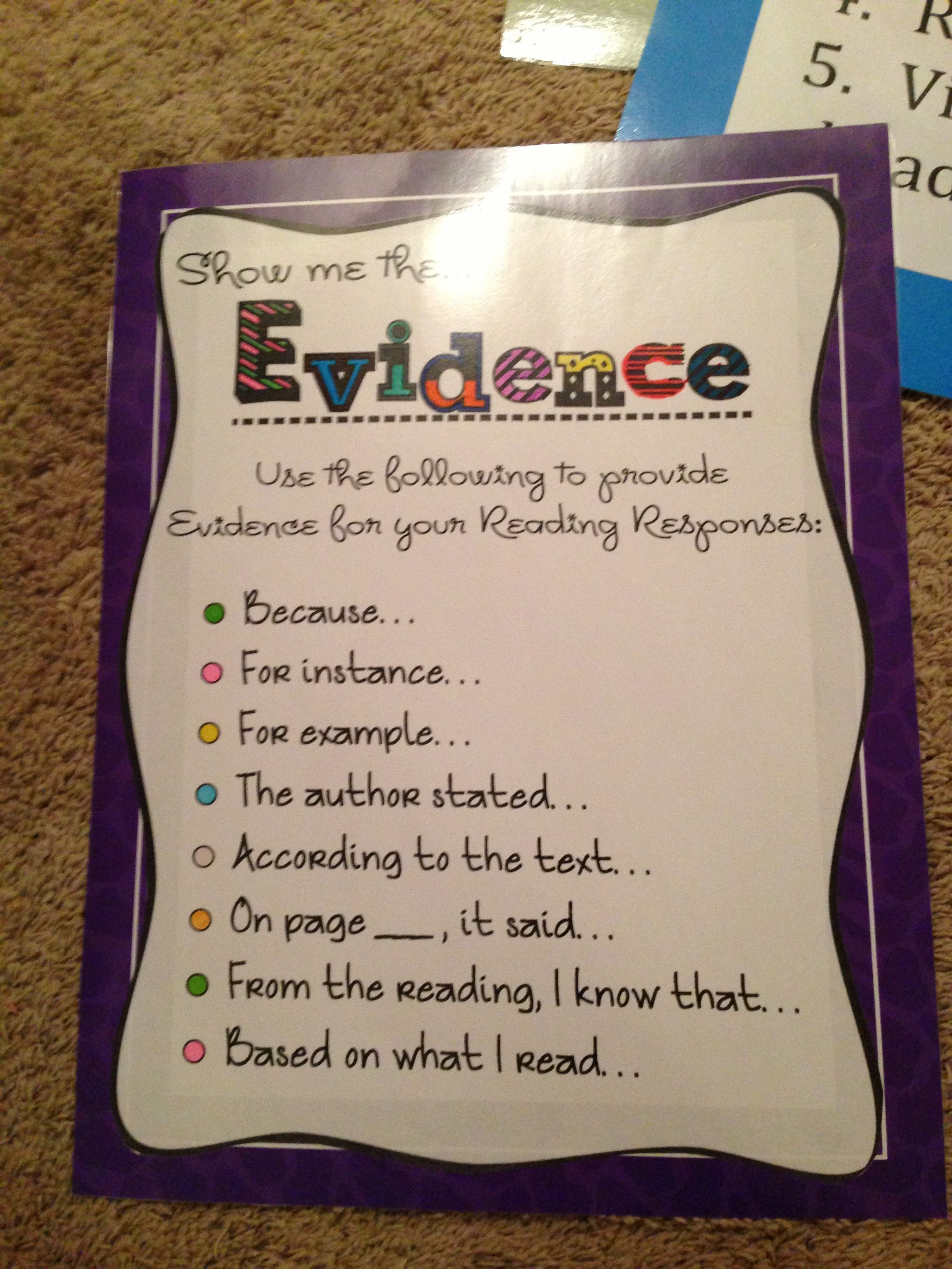 Show Me The Evidence Posteralready Done Document I Downloaded, Printed,  And Took To Kinko's To Be Enlarged To Smallest Poster Size Colored Part …