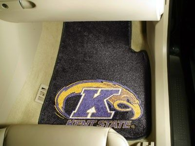 Kent State Golden Flashes Carpet Car/Truck/Auto Floor Mats