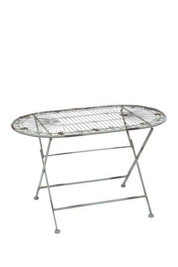 Metal Accent Table on HauteLook