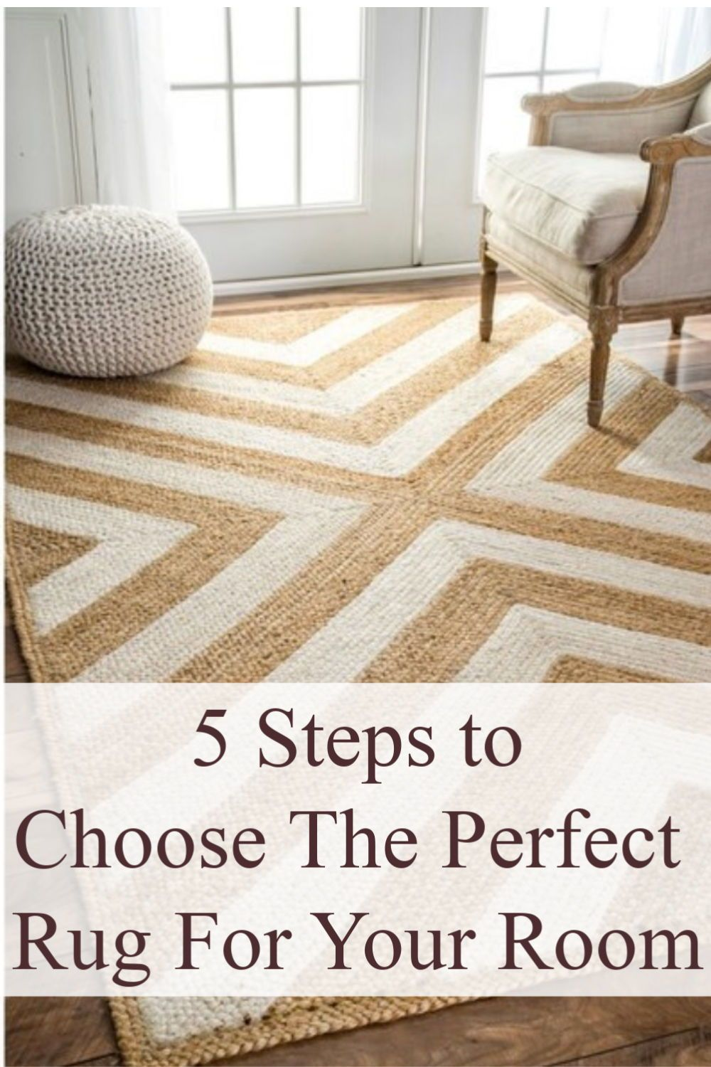 How To Choose The Right Rug For Your Room Living Room Rug Size Choose Rug Color Choose Rug