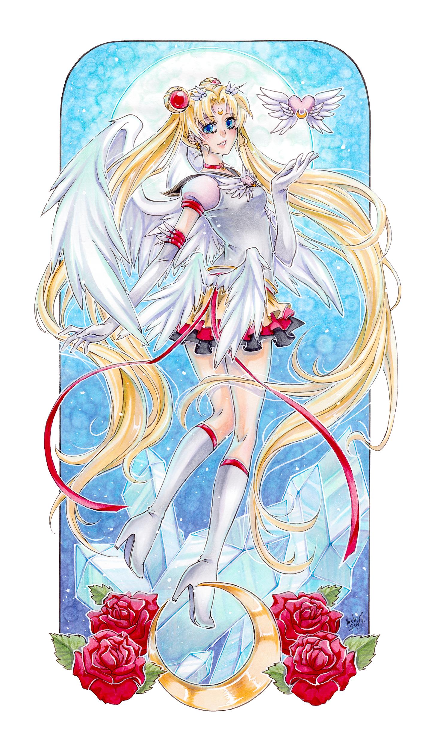 Eternal by KishiShiotani.deviantart.com on @deviantART
