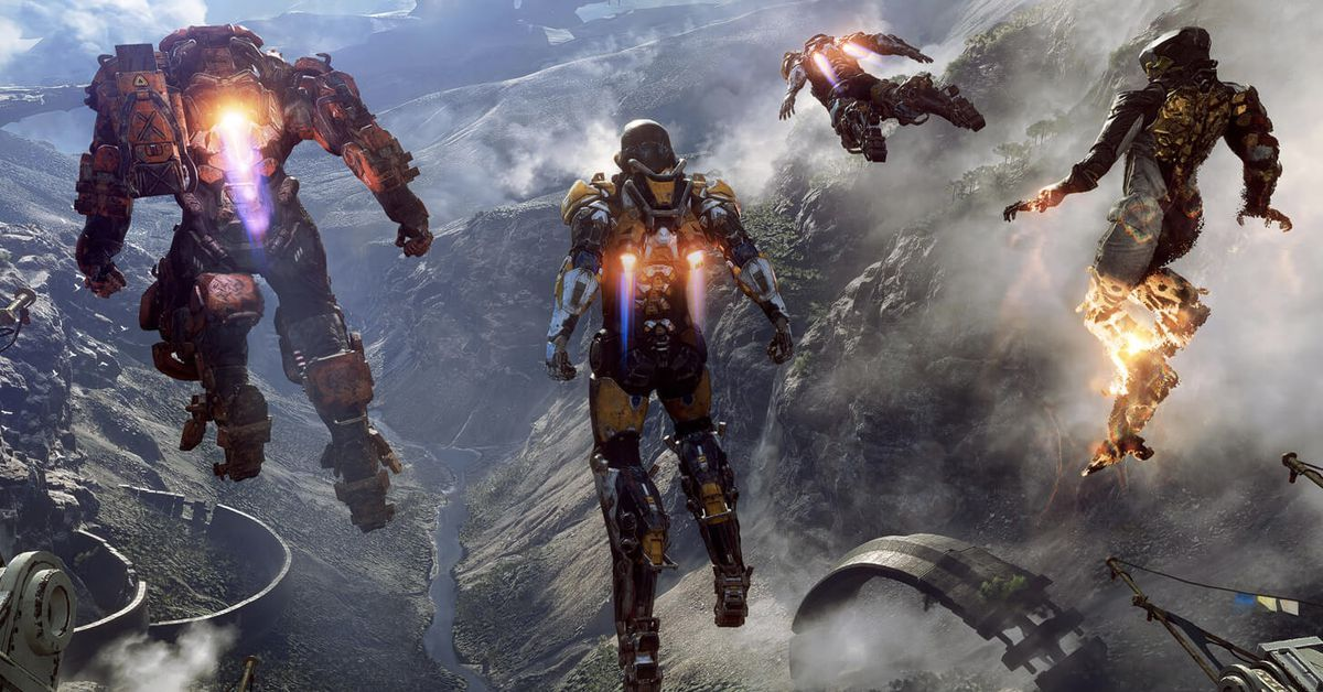 BioWare spreads out Anthem's 90day roadmap Polygon