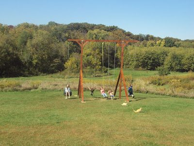 Tall Swing Set The Link Is Broken So The Picture Is All