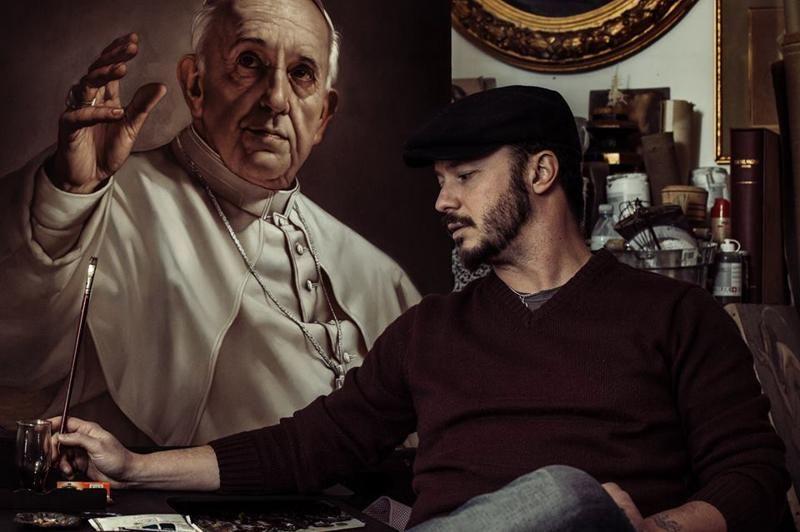 """Résultat de recherche d'images pour """"Roberto Ferri pape"""""""