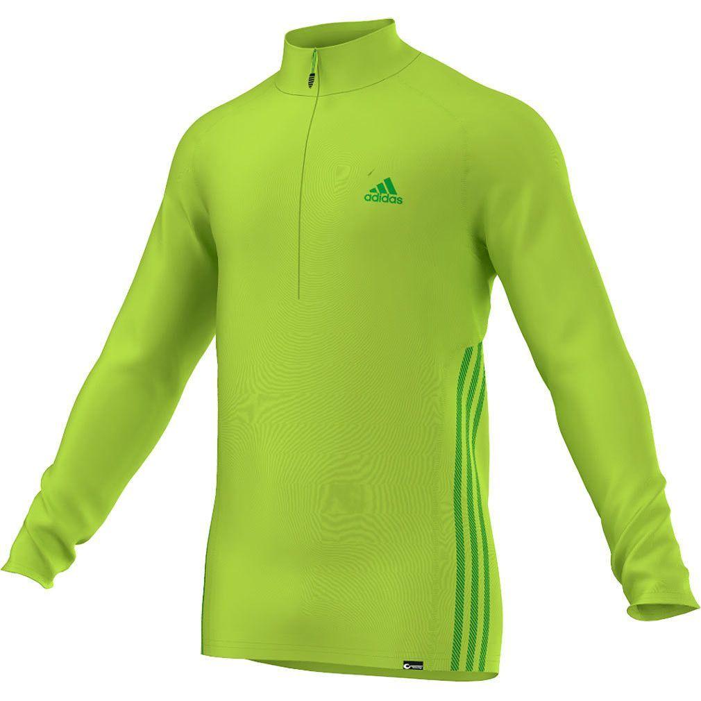Terrex Swift Long Sleeve 12 Zip Tee Shirt by adidas Sport
