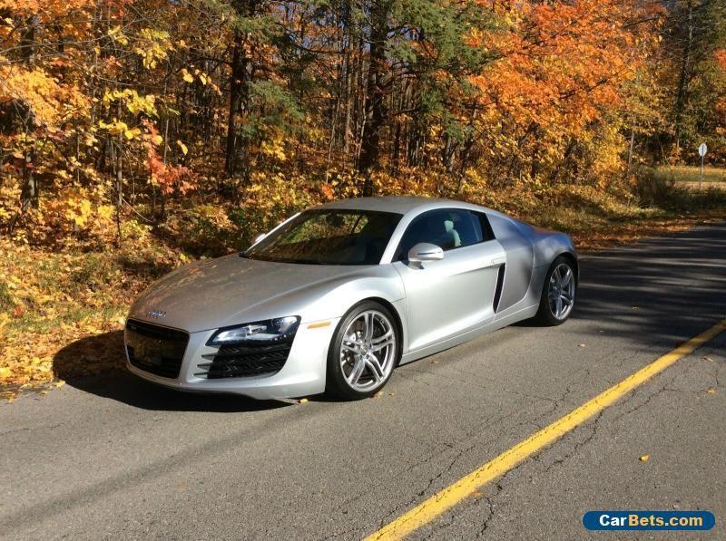2008 Audi R8 AUDI R8 #audi #r8 #forsale #canada