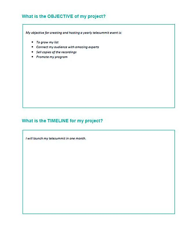 Project Plan Activities Template  Types Of Project Budget