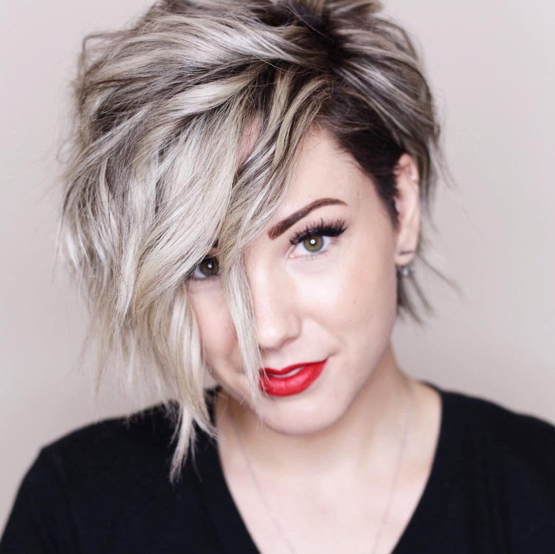 10 New Short Hairstyles For Thick Hair 2020 Color Para Cabello Corto Peinados Cortos Para Cabello Grueso Peinados Cortos