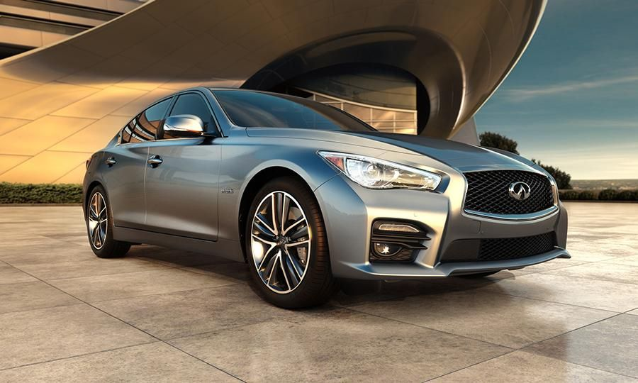 Q50 Hybrid Discover The Winning Qualities That Made This