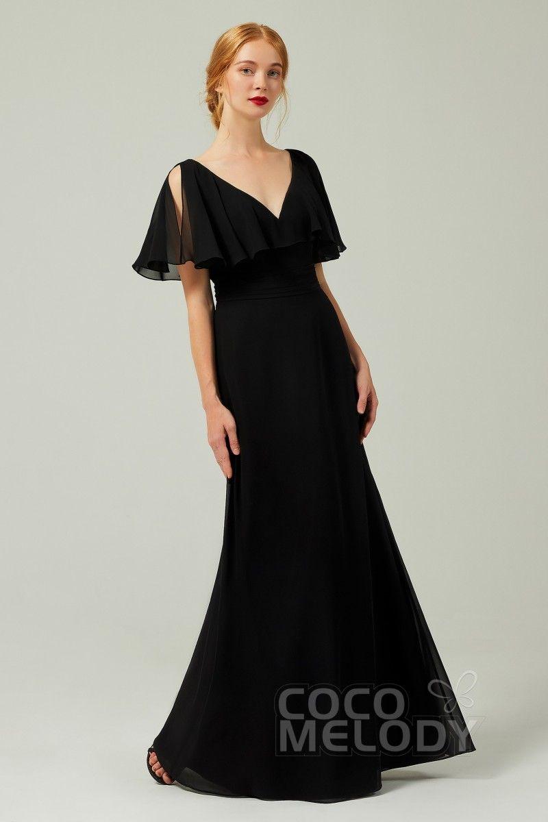 EUR€ 129  Brautjungfernkleid im Etui Stil mit Cap ...
