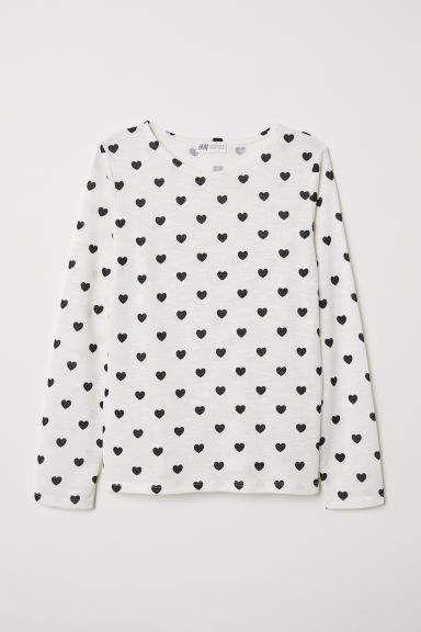 19abc272b6 Fine-knit Sweater - White #fine#knit#Long   Children Clothes Making ...